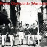 Olympia manschaft 1960 Rom