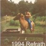 1994_Refrath_das_Pferd