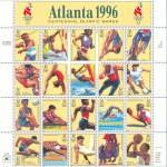 1996_Atlanta_Briefmarken