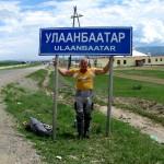 Ankunft in Ulanbatur