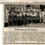 Einkleidung_Sydney_2000