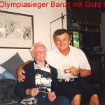Olympiasieger Helmut Banzt wird 75