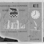 Roma_1960_Eintrittskarte