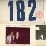Weltmeisterschaft 1962 mit Weltmeister Juri Titowin Prag