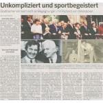 Bergische Landeszeitung 12.02.2015